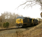 CSX 5439 Bakers Tennessee