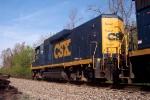 CSX 2265 on WO55