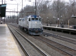 Amtrak Work Engines Light Part 1