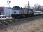 Bay Head X train