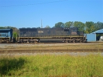 IC 1036 Illinois Central at Paducah Ky