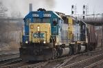 CSX 8207 & 8427
