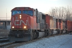 CN 5666, 5528 & 5334