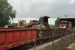 Hoosier Southern 464 Loading Pig Iron