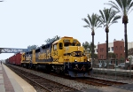 Local freight in Fullerton