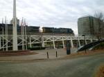 CSX 408 in Bicentennial Park