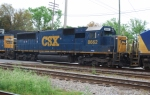 CSX 8662