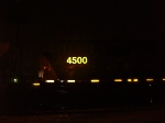 "CSX 4500 ""Spirit Of Cumberland"" In Depew Again!!"