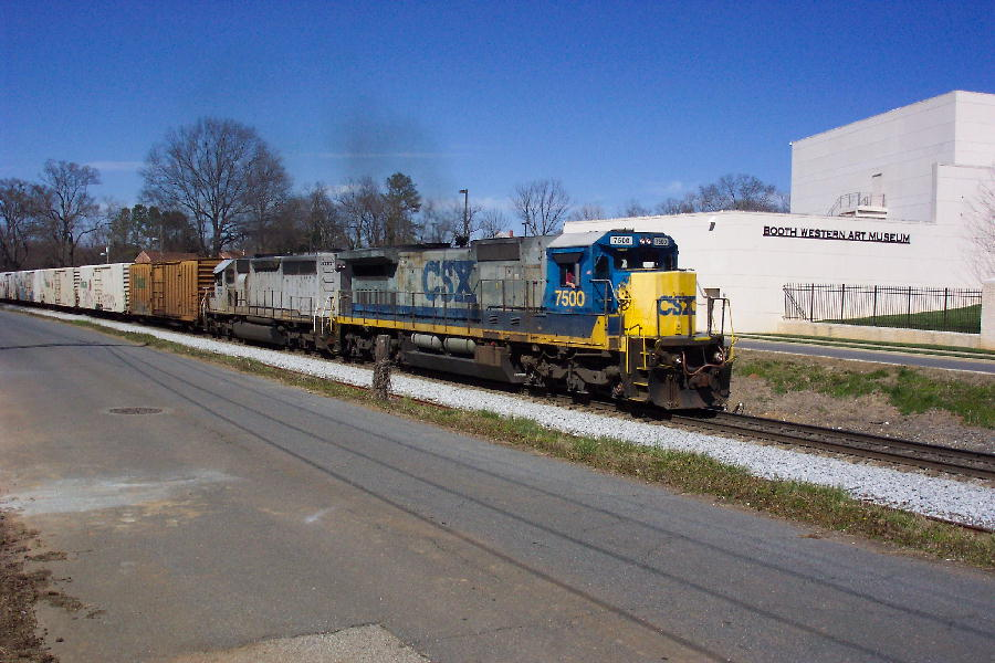 Train Q141