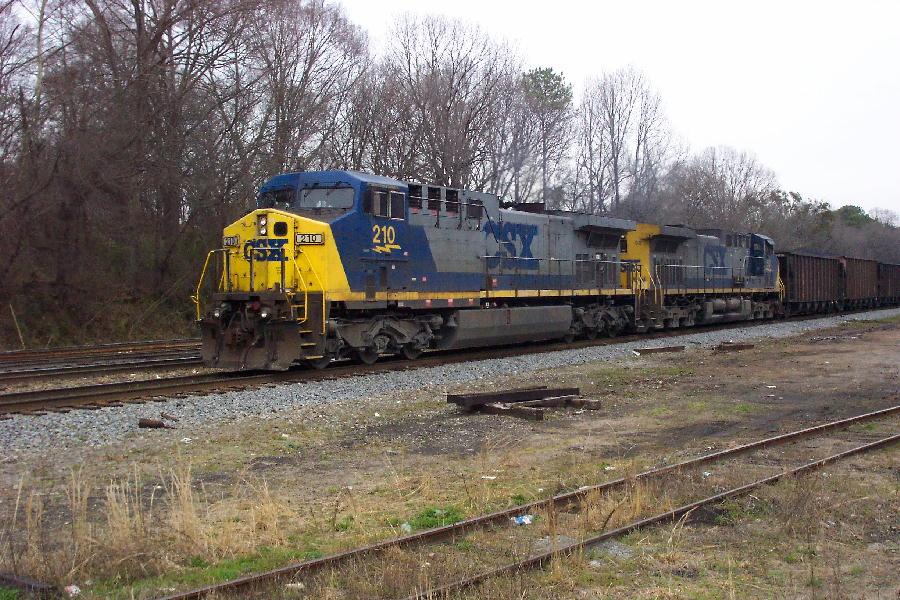 Train N252-16