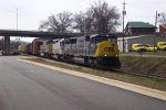 Train Q582-04