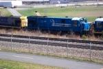 Ballast train