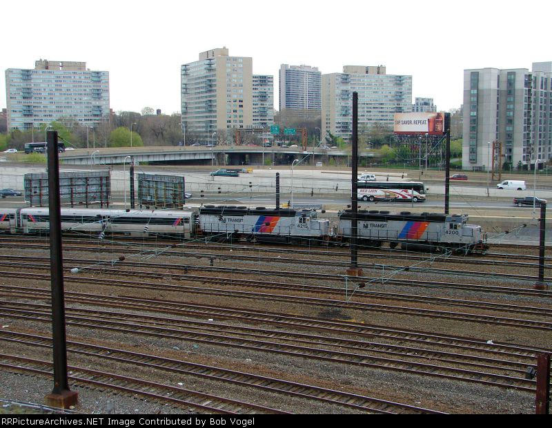 NJT 4200 and 4215