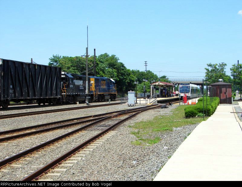 NJT 3512 and NS 5278