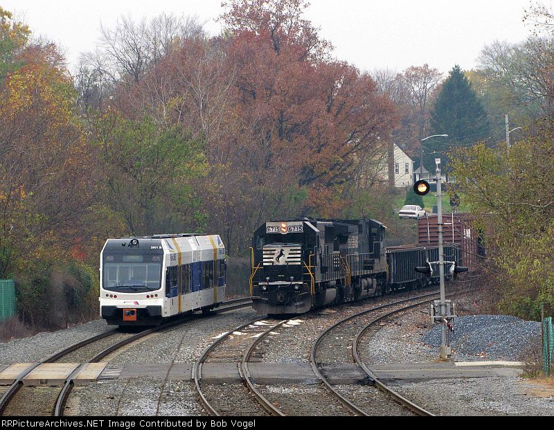NJT 3501 and NS 6715