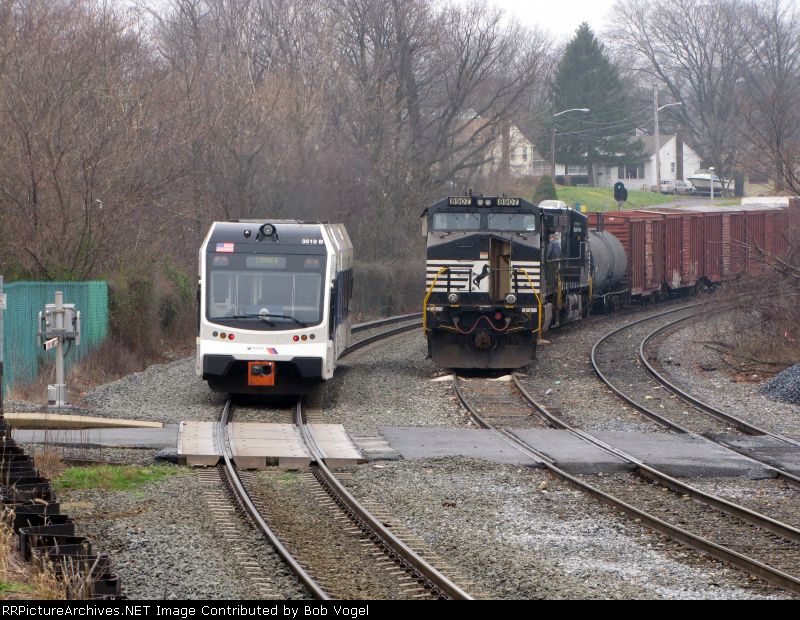 NJT 3519 and NS 8907