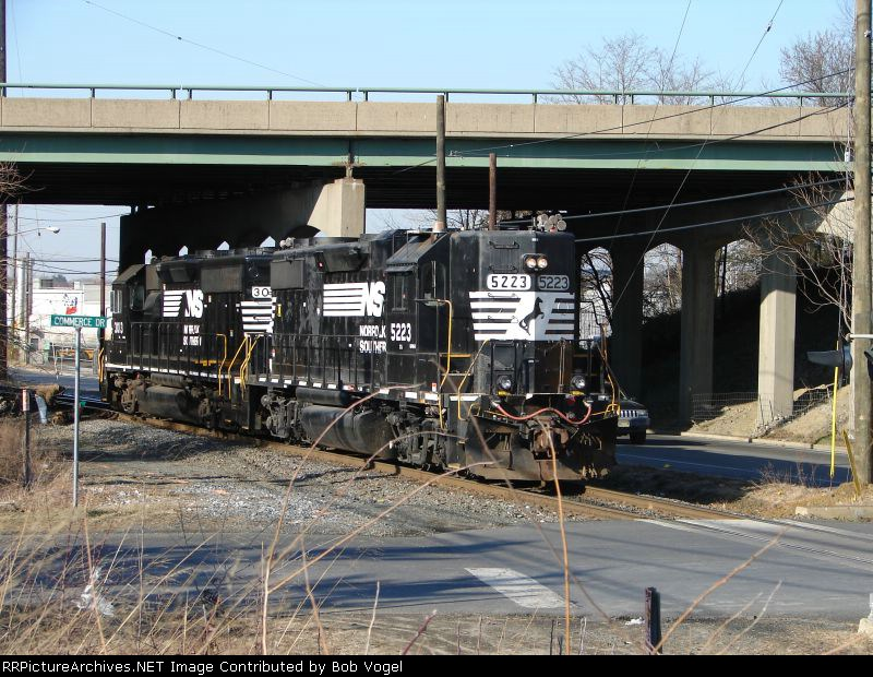 NS 5223 and 3013