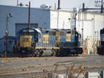 CSX 4406 and 2812