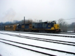 CSX 1543 and 4406