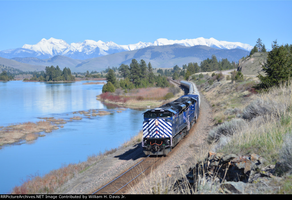 Montana Rail Links 10th Sub