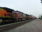 BNSF 630 in the train consist