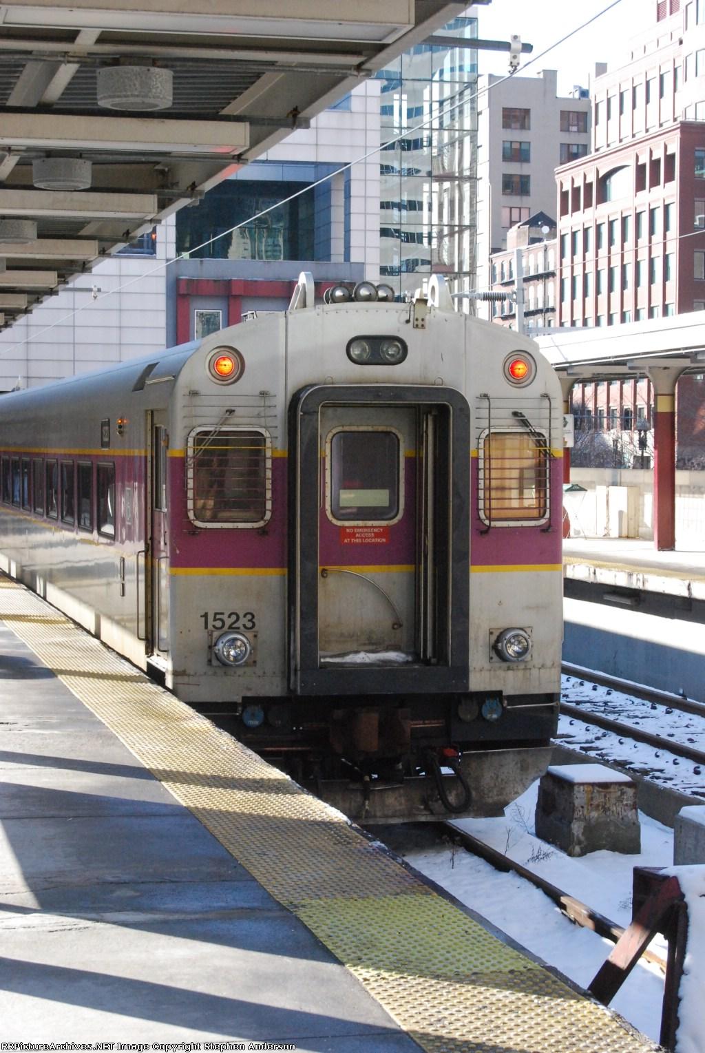 MBTA 1523