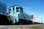 L&C brings a 50 grain train into chester