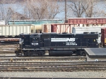 Norfolk Southern 5246 in the Enola Yard