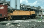 Maryland & Pennsylvania Railroad (MPA) EMD SW8 No. 83