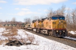 B978-16 with UPPY power heads up to Fort Drum