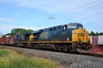 Q62008 rolling into Canton