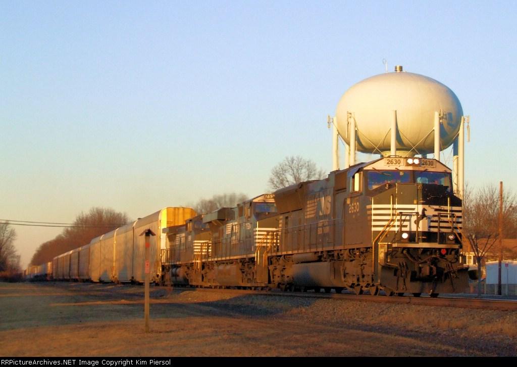 NS 2630 Train 212