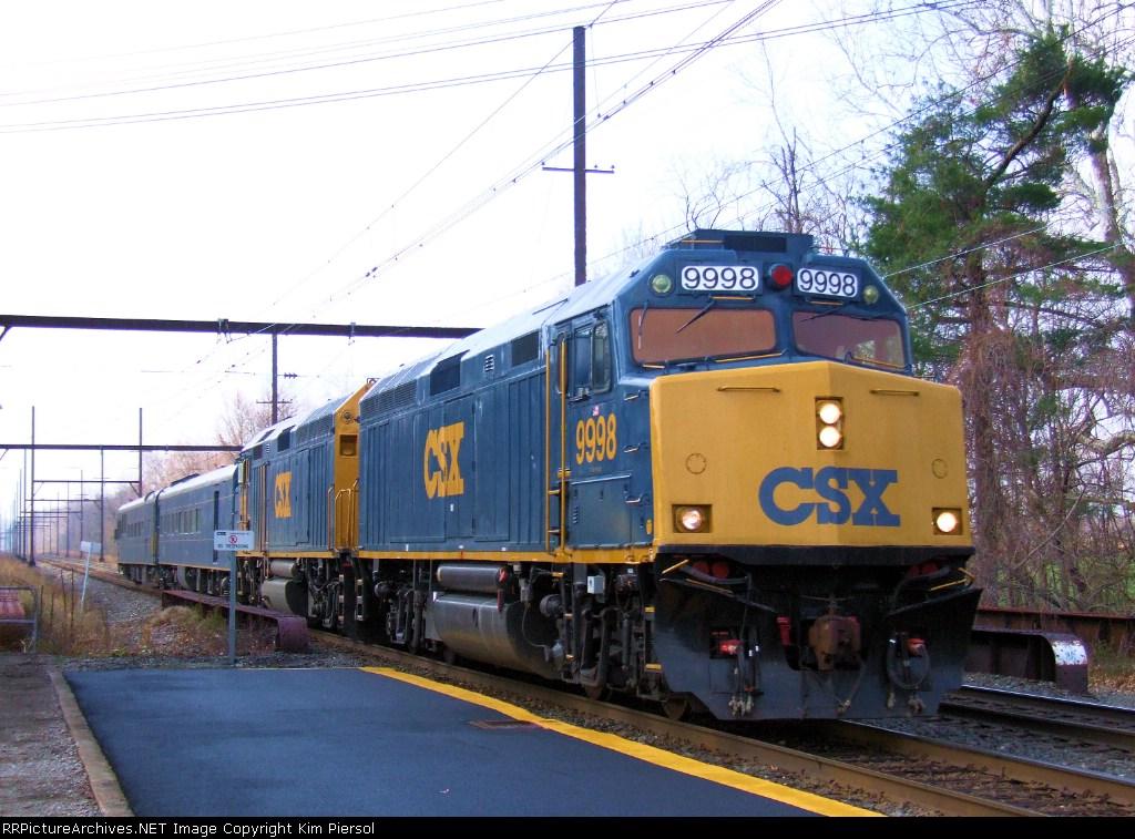 CSX 9998 & 9993 P902-01 OCS
