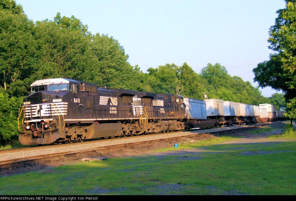NS 8419 Train 212