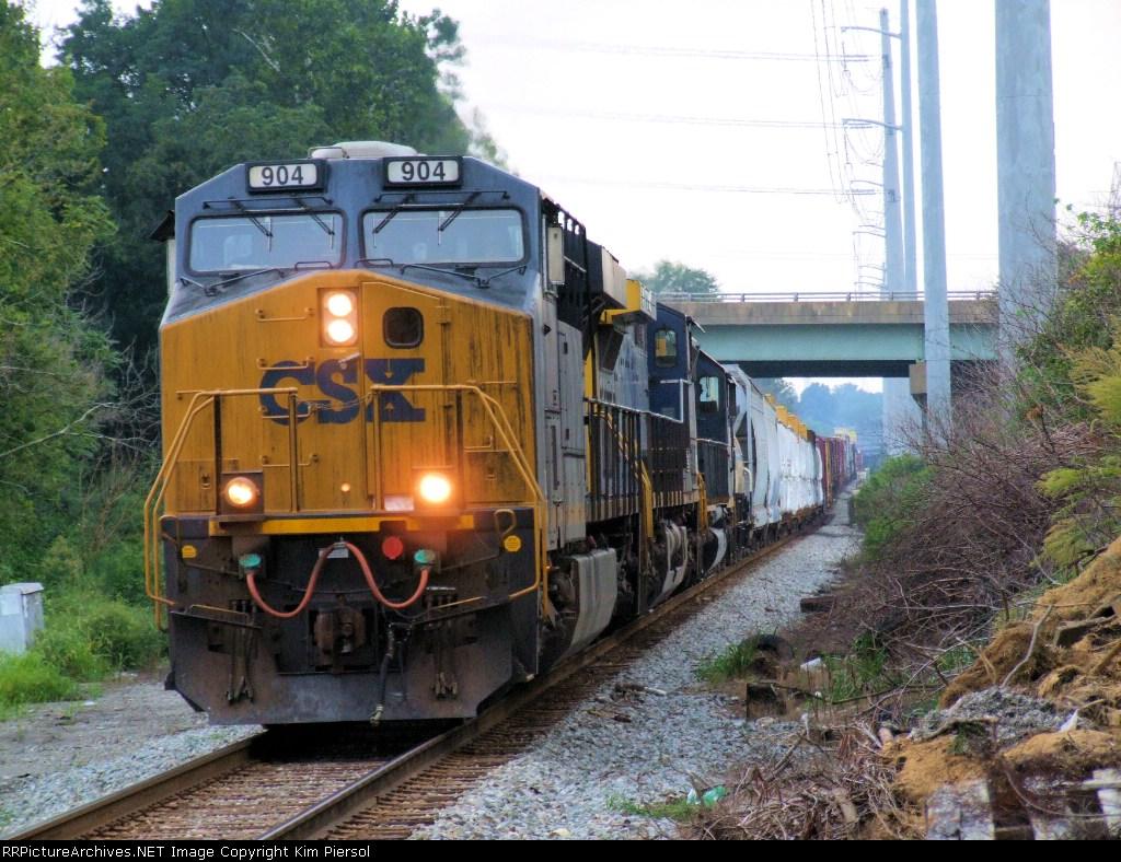 CSX 904 Q438
