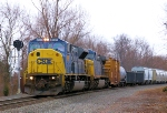 CSX 4591 Q438