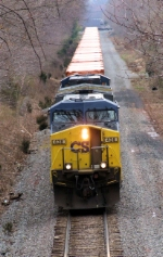 CSX 438 Q706