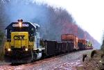 CSX 8874 W034 MOW Train