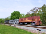 NS 097 Association of American Railroads Track Loading Train