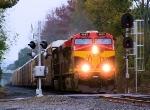 KCS 4693 NS Train 212