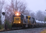 CSX 8607 Q418