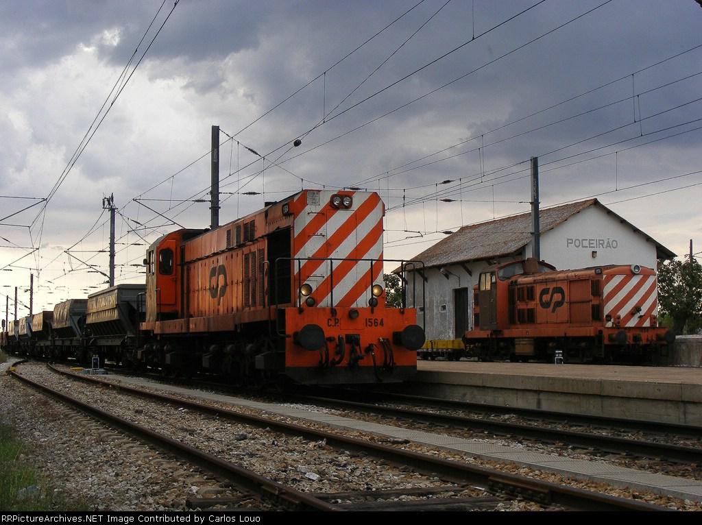 CP 1564 + CP 1454