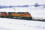 BNSF 5284