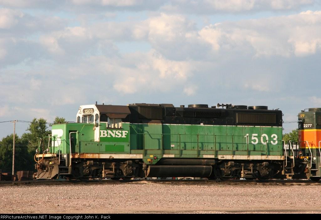 BNSF 1503