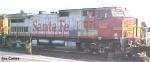 BNSF 689