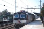NJT 4416 NJT 4302 Non Revenue Move