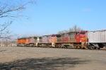 Ex-Santa Fe Train