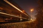 Night action of Semaphore