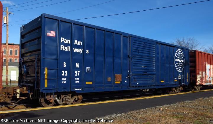 Pan Am/B&M #3227