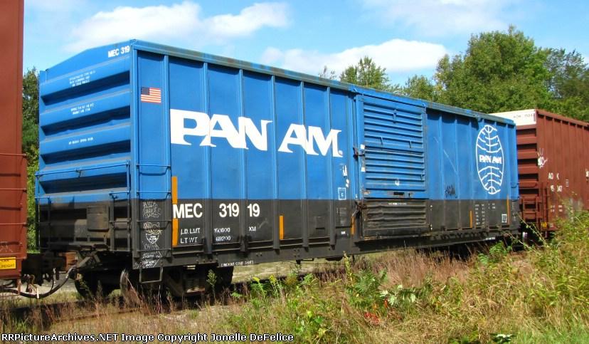 MEC/PanAm #31919